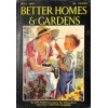 Cover Print of Better Homes and Gardens, July 1933