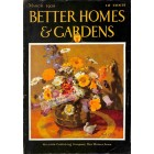 Cover Print of Better Homes and Gardens, March 1930
