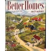 Cover Print of Better Homes and Gardens, March 1947