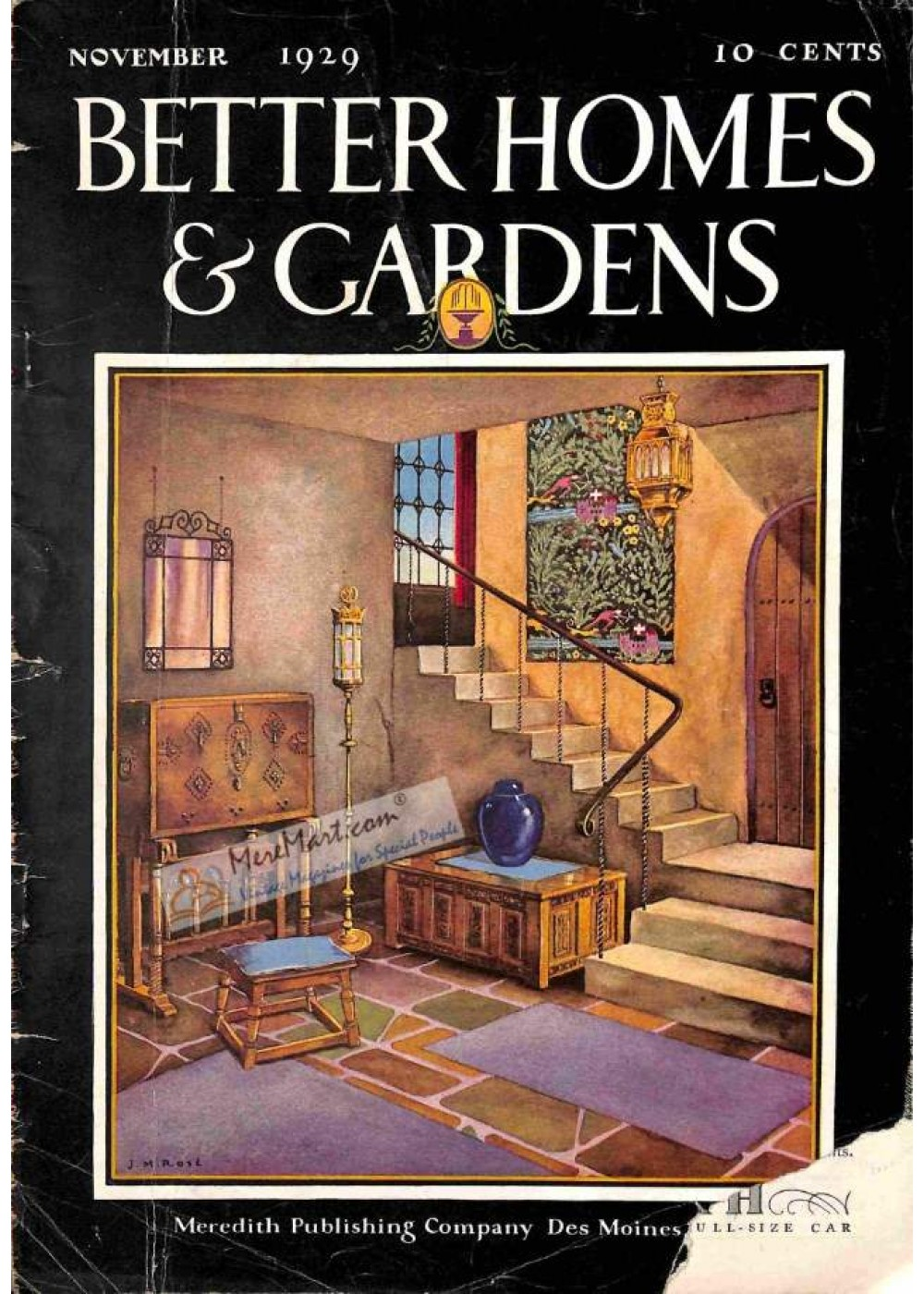 Better Homes And Gardens Magazine June 2017 Edition: Better Homes And Gardens Magazine, November 1929