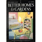 Cover Print of Better Homes and Gardens, November 1930