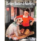 Cover Print of Better Homes and Gardens, November 1940