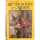 Better Homes and Gardens, October 1930