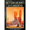 Cover Print of Better Homes and Gardens, October 1933