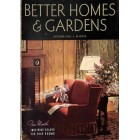 Cover Print of Better Homes and Gardens, October 1936