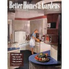 Cover Print of Better Homes and Gardens, October 1945