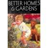 Cover Print of Better Homes and Gardens, September 1934