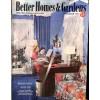 Cover Print of Better Homes and Gardens, September 1942