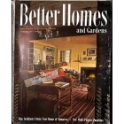 Cover Print of Better Homes and Gardens, September 1947