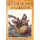 Better Homes and Gardens, April 1932