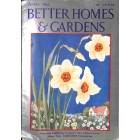 Better Homes and Gardens, April 1933