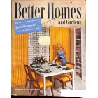 Better Homes and Gardens, April 1955