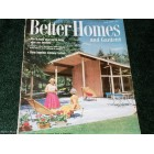 Better Homes and Gardens April 1958