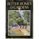 Better Homes and Gardens, August 1929