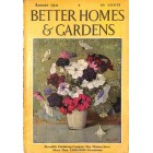 Better Homes and Gardens, August 1931
