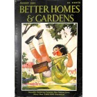 Better Homes and Gardens, August 1933