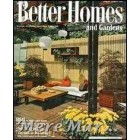 Better Homes and Gardens August 1958