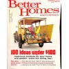 Cover Print of Better Homes and Gardens, August 1969