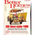 Better Homes and Gardens, August 1969