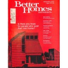 Better Homes and Gardens, August 1970
