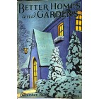 Cover Print of Better Homes and Gardens, December 1926