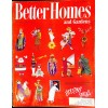 Cover Print of Better Homes and Gardens, December 1958