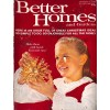 Cover Print of Better Homes and Gardens, December 1966