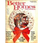 Better Homes and Gardens, December 1973