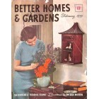 Better Homes and Gardens, February 1939