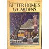 Better Homes and Gardens, January 1929