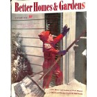 Cover Print of Better Homes and Gardens, January 1940
