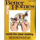 Better Homes and Gardens, January 1970
