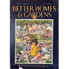 Better Homes and Gardens, July 1929