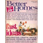 Better Homes and Gardens, July 1965