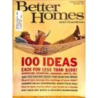 Better Homes and Gardens, July 1966