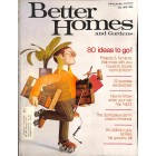 Better Homes and Gardens, July 1970
