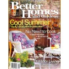 Better Homes and Gardens, June 2000