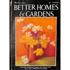 Better Homes and Gardens, March 1932