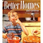 Cover Print of Better Homes and Gardens, March 1952
