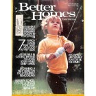 Better Homes and Gardens, March 1975