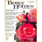 Better Homes and Gardens, March 1976