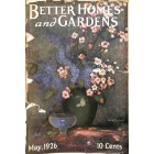 Better Homes and Gardens, May 1926