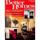 Better Homes and Gardens, May 1969