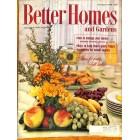 Better Homes and Gardens, November 1958