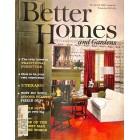 Better Homes and Gardens, November 1961