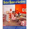Cover Print of Better Homes and Gardens, October 1943