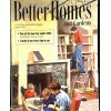 Cover Print of Better Homes and Gardens, October 1954
