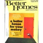 Better Homes and Gardens, September 1969
