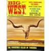 Cover Print of Big West, April 1968