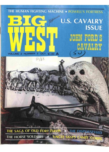 Big West, October 1968